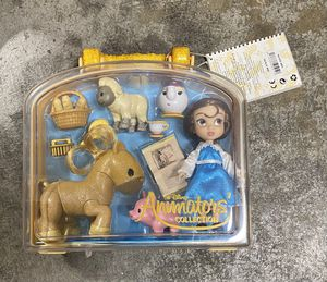 Disney Animators collection BELLA Mini Doll Playset for Sale in South El Monte, CA