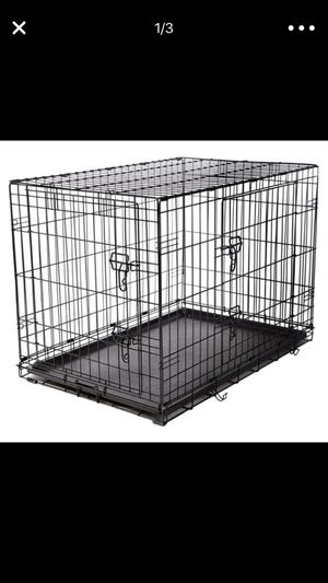 Dog crates and cages all sizes small medium large xl and xxl for Sale in South Euclid, OH