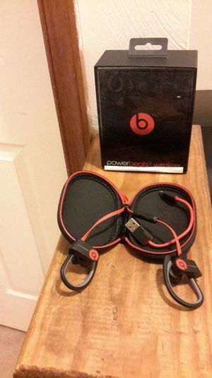 Powerbeats Wireless workout for Sale in Virginia Beach, VA