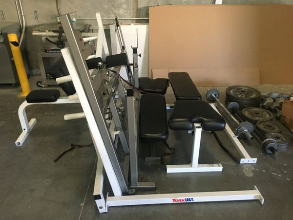 Weight Set/Equipment