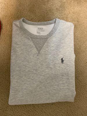 Polo Sweatshirt-Size L for Sale in Marietta, GA