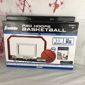 Franklin Pro hoops basketball 🏀 with 5 in ball for Sale in Anaheim, CA