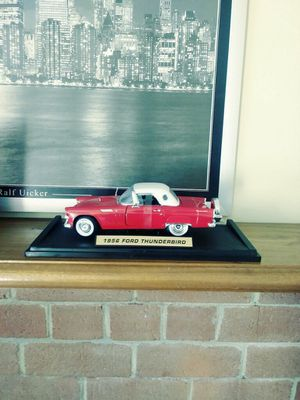 Die Cast 1956 Ford Thunderbird for Sale in Fort Washington, MD