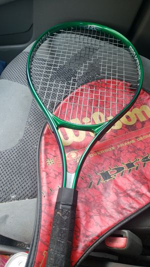 Pro kennex tennis racket with case for Sale in Baltimore, MD