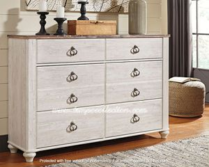 New In The Box, Whitewash Dresser, SKU#B267D for Sale in Huntington Beach, CA