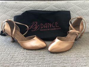 Brand New Ballroom Dance Shoes - size 7.5 American for Sale in Bethesda, MD