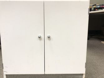 White Cabinet for Sale in Houston,  TX