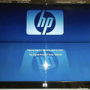 "25.5"" LCD Computer Monitor - HP 2558HC for Sale in Corona, CA"