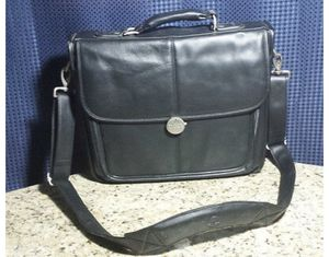 Dell-Labtop Computer Case Over the Shoulder Bag Faux Learher for Sale in Fayetteville, NC