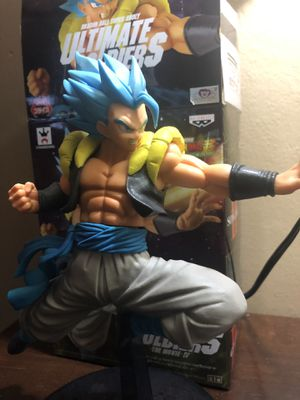 Dragonball Z broly : Gogeta for Sale in Austin, TX