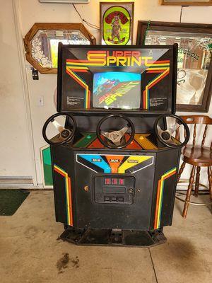Super Sprint arcade game for Sale in Oak Glen, CA