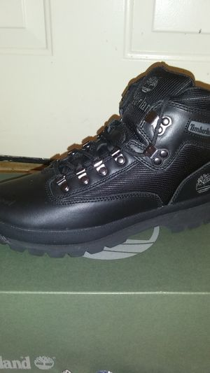 Black Timberland Size 8 Never Worn for Sale in Oxon Hill, MD