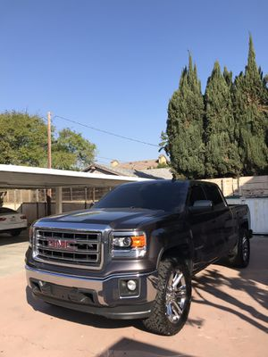 2014 GMC Sierra Chevy Silverado Dodge Ram Ford fl50 gmc Denali z71 corvette 5.0 Chevy Tahoe Chevy Avalanche 2015 2016 2017 Silverado ram for Sale in Paramount, CA