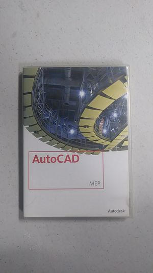 AutoCAD MEP 2008 for Sale in Gig Harbor, WA