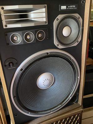 Sansui speakers sp-X8700 for Sale in Kent, WA