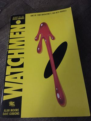 Watchmen Graphic Novel for Sale in Chicago, IL
