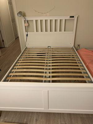 Ikea full size bed frame for Sale in Manassas, VA