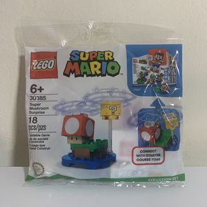 Lego super Mario 30385 super mushroom surprise for Sale in Los Angeles, CA