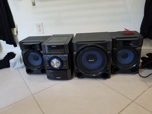 Sony 500 watt sound system for Sale in Miramar, FL
