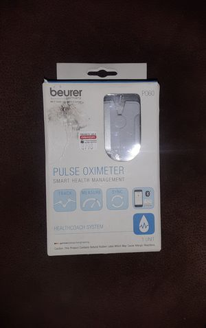 Beurer Pulse Oximeter for Sale in Las Vegas, NV
