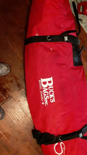 Buck's bags Inc I have the boat in only one of the inflatable rafts to go underneath it for Sale in Arvada, CO