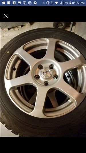 Wheels sports 16 set of 4 , in very good conditions 250 obo rims only, no tires.. for Sale in Herndon, VA