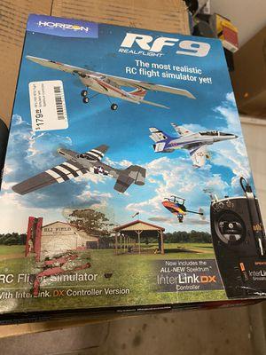 Real flight 9 w remote for Sale in Scottsdale, AZ