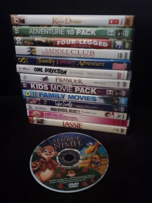 DVD'S $1 each (30 total) for Sale in Mechanicsville, VA