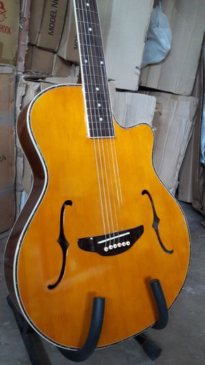 Thinbody Acoustic Guitar f hole for Sale in Santa Ana, CA
