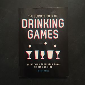 The Ultimate Book Of Drinking Games for Sale in Fort Pierce, FL