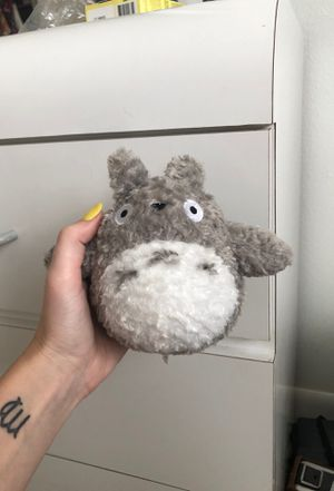 My Neighbor Totoro Plushie for Sale in New Port Richey, FL