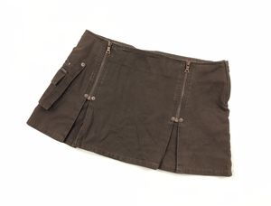 VINTAGE VTG 90s GUESS JEANS SKIRT SIZE 29 BROWN PENCIL WOMENS BROWN for Sale in Los Angeles, CA