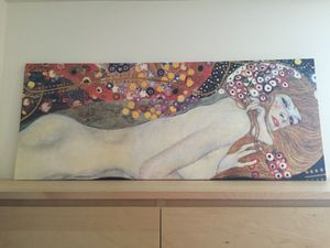 Gustav Klimt Woman from Sea Serpents for Sale in Anchorage, AK