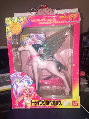 Pegasus Sailor Moon figure rare for Sale in Miami, FL