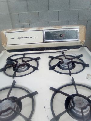 Rv propane stove for Sale in Phoenix, AZ