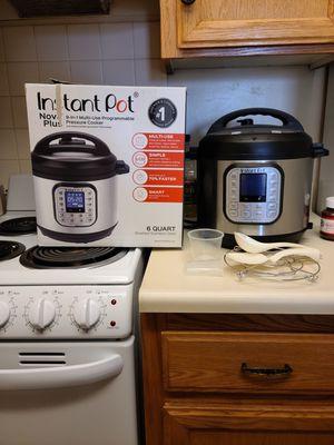 Instant pot nova plus for Sale in San Fernando, CA