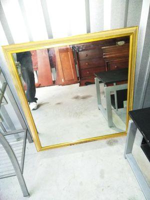 Wall framed mirror for Sale in Petersburg, VA