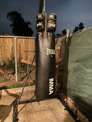 Punching bag for Sale in Escondido, CA