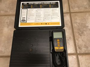 Refrigerant Charging Scale for Sale in Conroe, TX