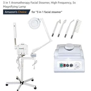 Professional spa steamer/mag lamp for Sale in Happy Valley, OR