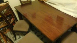 Table with 6 chairs for Sale in Philippi, WV