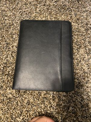 Leather planner for Sale in Laveen Village, AZ