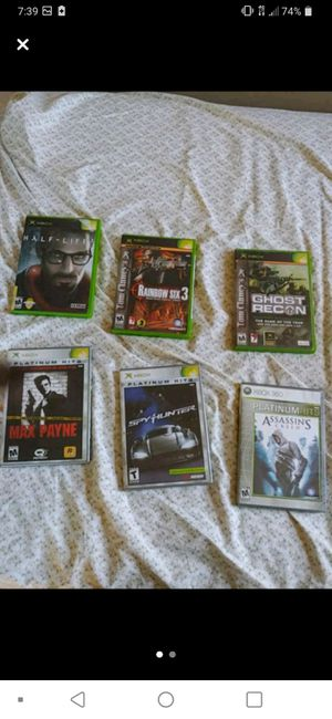 Xbox Games for Sale in New Haven, CT