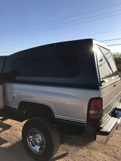 1996 ram camper for Sale in Fort McDowell,  AZ