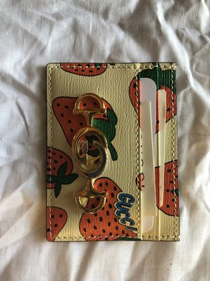 Brand new Gucci card case for Sale in Los Angeles, CA