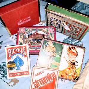 9 decks of playing cards for Sale in Rolla, MO