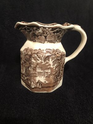 Mason's China Pitcher for Sale in Dallas, TX