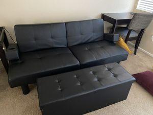 Couch futon for Sale in North Tustin, CA