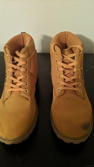 Fila Boots 12 men for Sale in Auburndale, FL