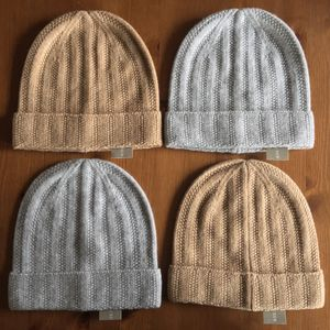 (NEW) (4 AVAILABLE) WOMEN'S J.CREW RIBBED CASHMERE BEANIES - SIZE: OS (MSRP: $69.50) for Sale in Compton, CA
